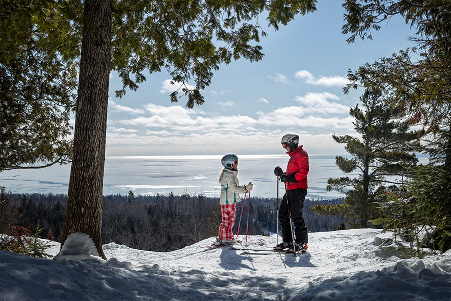 Ski and Stay Lutsen Mountains at Caribou Highlands