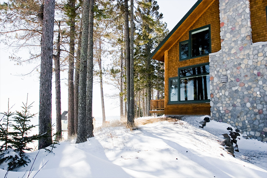 Grand Superior townhome on Lake Superior