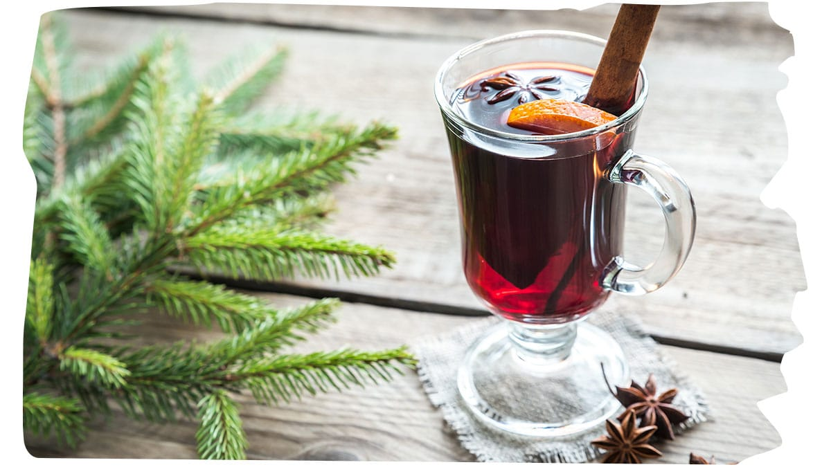 Mulled Wine with Chef Richard Selz